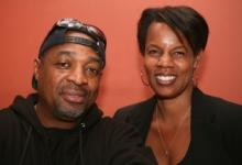 Chuck D and Theresa